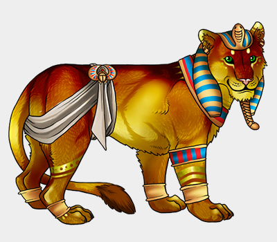 Example Lion